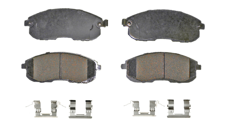 G20 Infiniti Maxima Sentra Front  Ceramic Brake Pads Altima I30 For Nissan